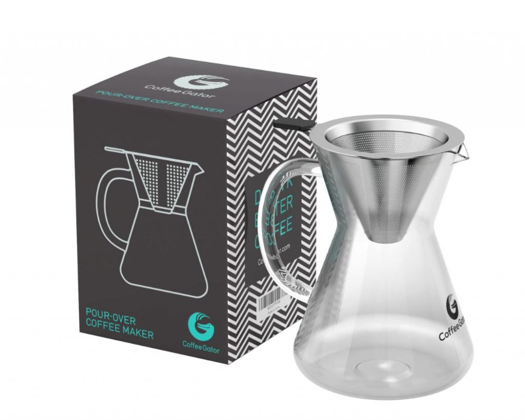 A unique gift for Pour-over Coffee lovers