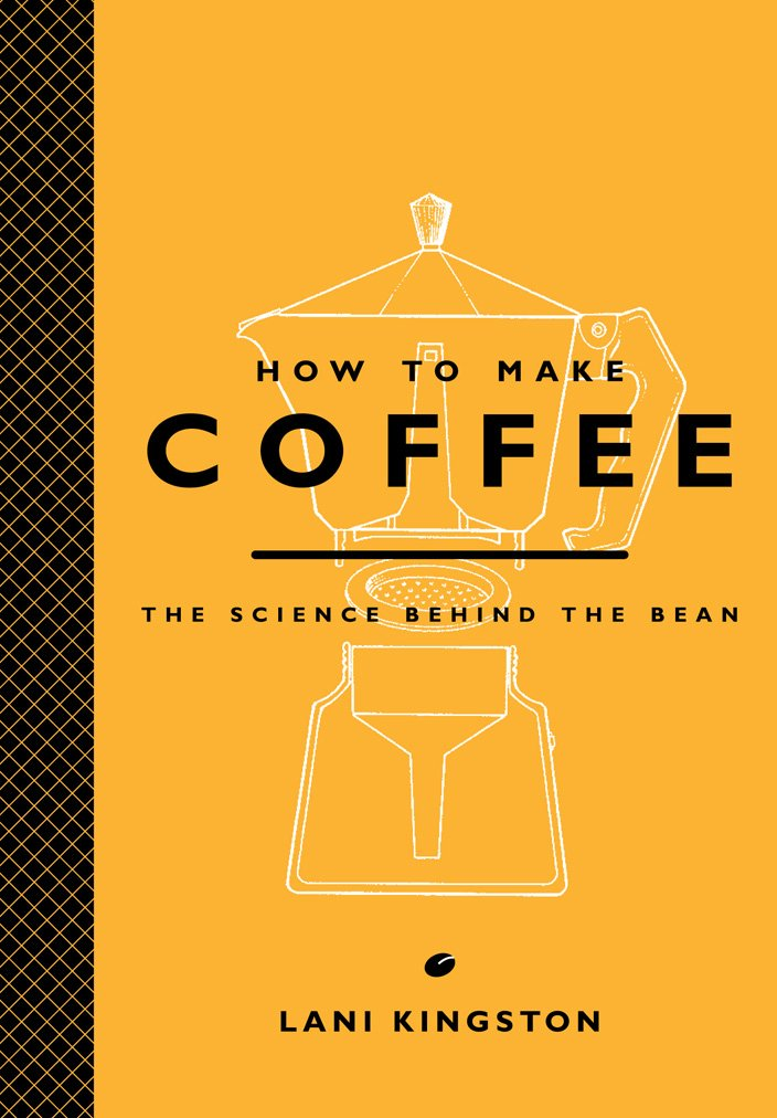 Coffee Guide Book by Lani Kingston