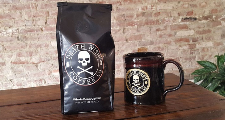 Death Wish Coffee, the 'Strongest' Coffee Gift in the world