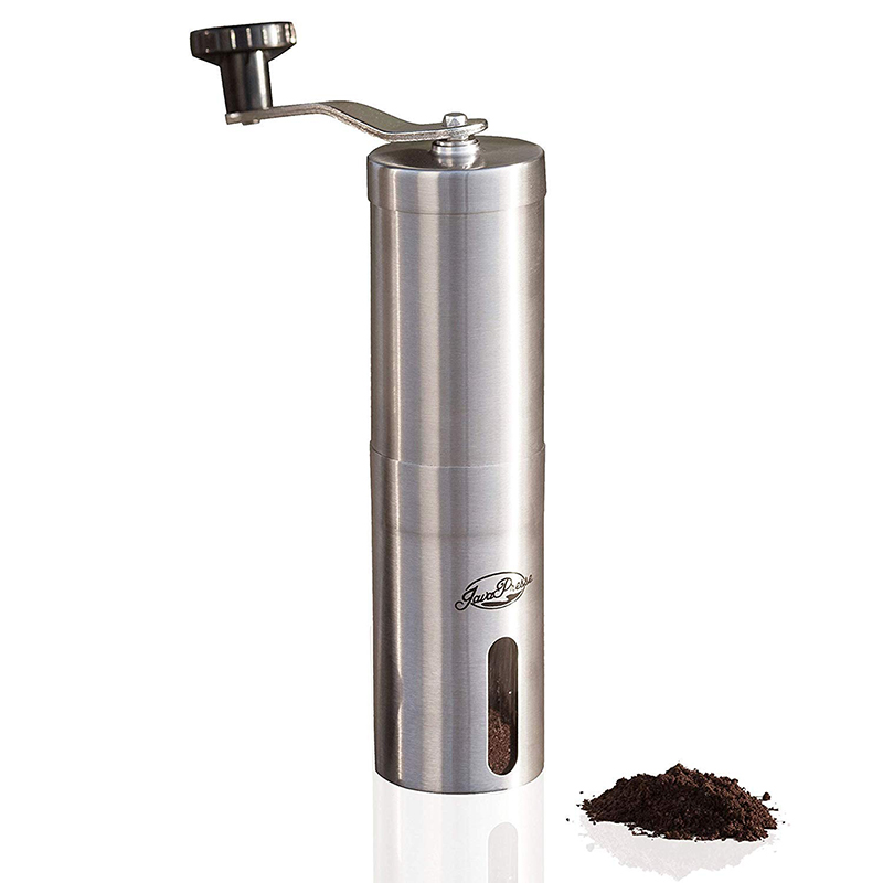JavaPress Manual Grinder