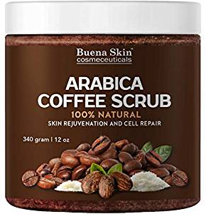Arabica Coffee Scrub Gift for $13.95