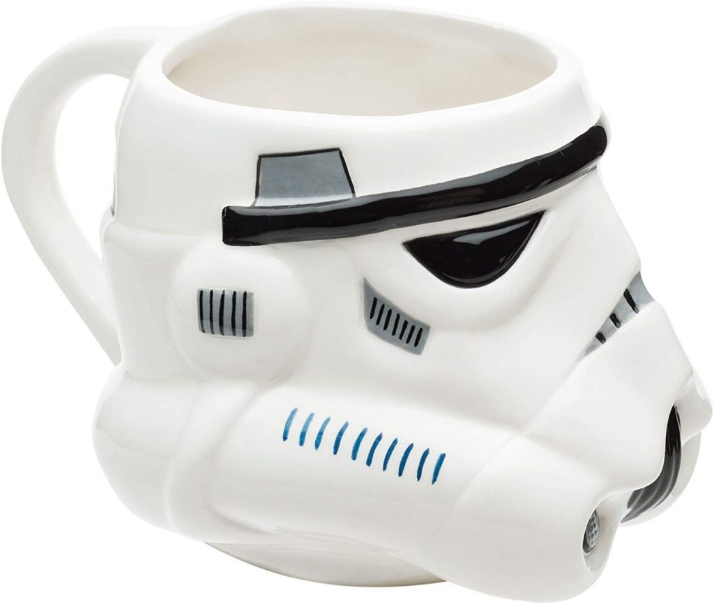 Star Wars Storm Trooper Coffee Mug Gift for $10.29