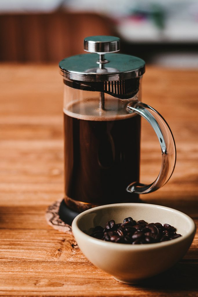 a French Press