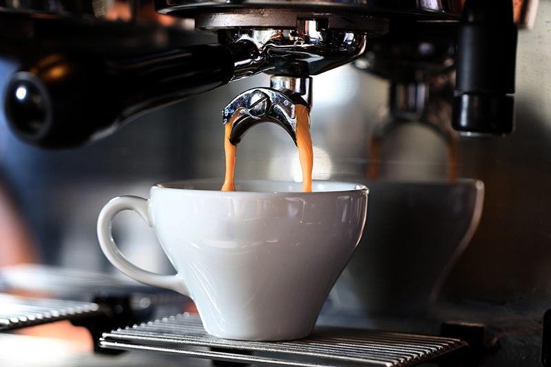 The Espresso needed to make Americano coffee