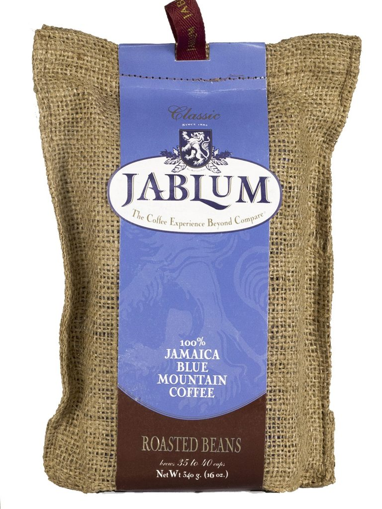 JABLUM Roasted Blue Mountain Coffee Beans