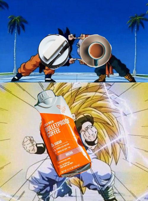 bulletproof fusion coffee meme