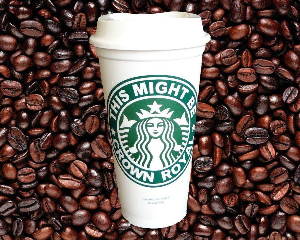 This Might Be X - Customizable Starbucks travel mug gift