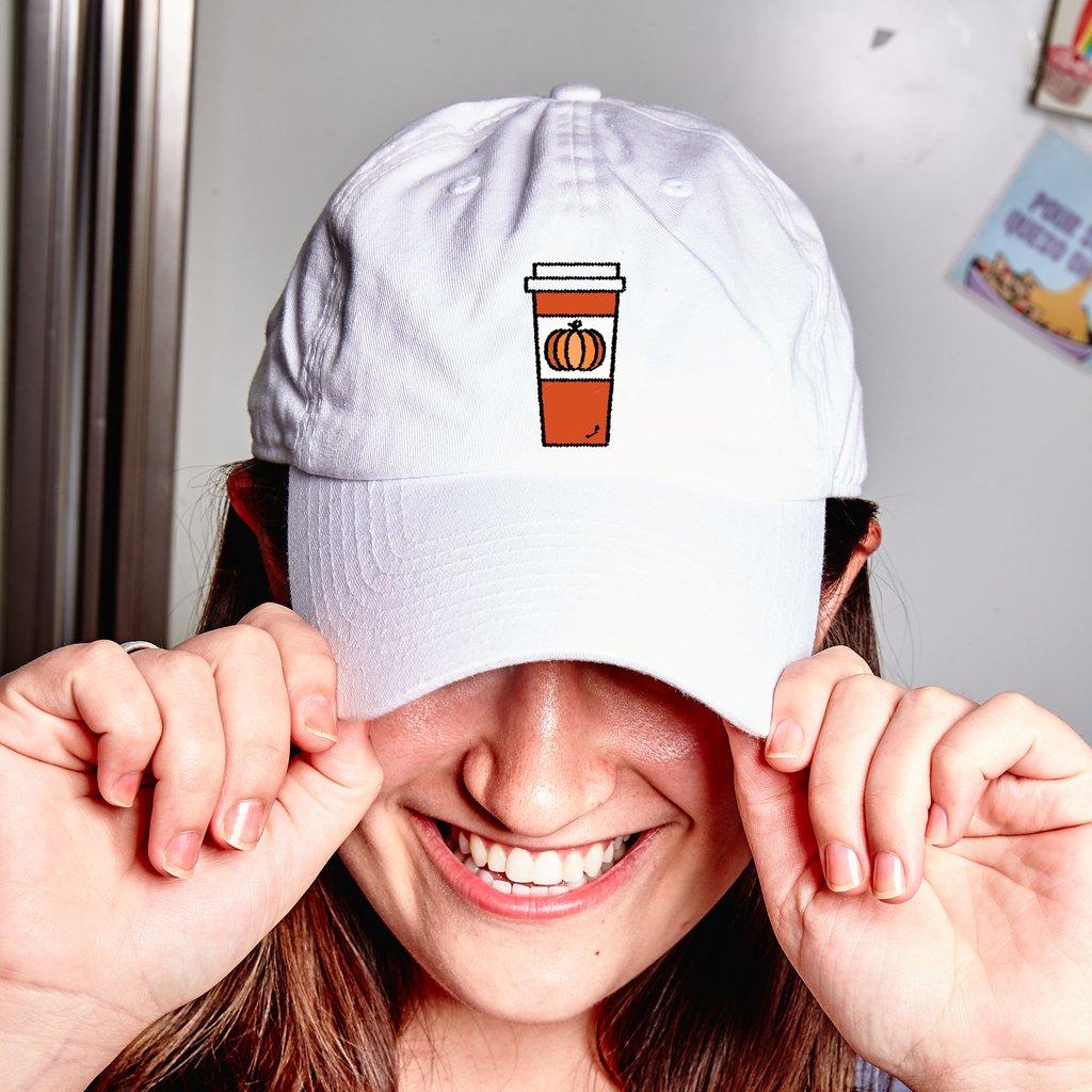 Pumpkin Spice Latte Cap gift