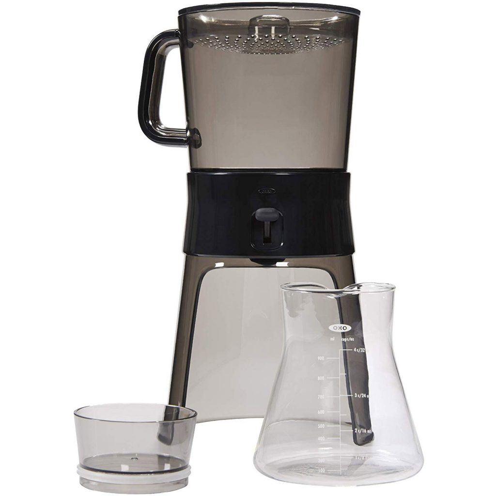 OXO Brew Cold Brew Coffee Maker product review image
