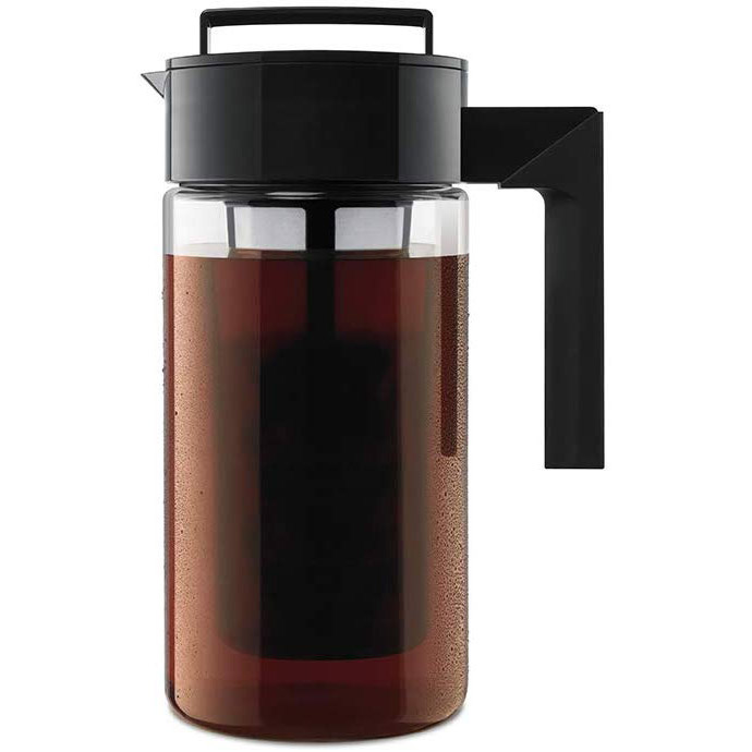 Takeya Patented Deluxe Cold Brew Iced Coffee Maker product review image