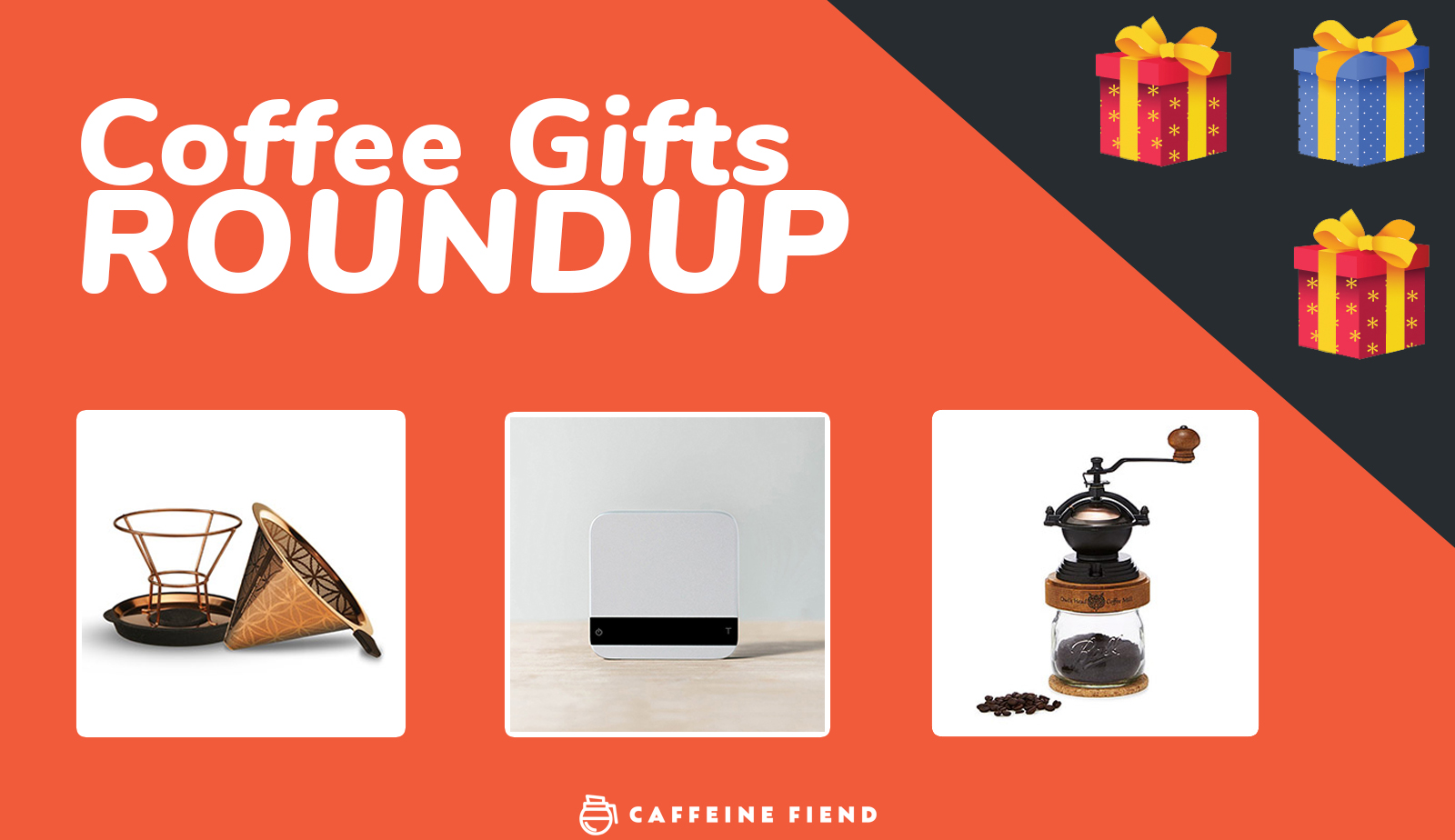 coffee gifts roundup article